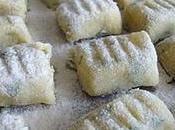 Gnocchis roquette, crème potimarron cumin