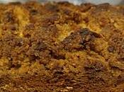Dessert: Cake Crumble Pommes, Noisettes Chocolat