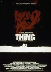 the thing affiche française