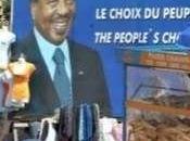 Cameroun vote pour présidentielle grand favori, Paul Biya