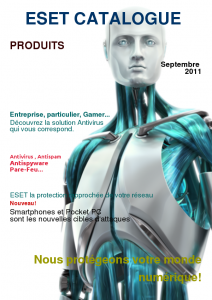 Le magazine pro de la semaine: Brochure Cyber Protection ESET