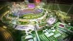 Los Angeles et son stade super environnemental