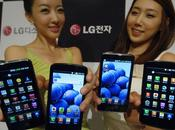 Optimus lance premier smartphone