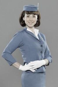 Karine Vanasse : la francophone touch de la série Pan Am