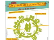 ville Lyon accueille village l'Eco-mobilité