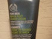 Rayon Homme Crème Rasage Racine Maca Body Shop
