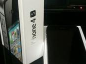 FLASH premiers iPhone sont expédié Apple Orange