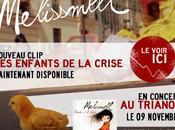 MELISSMELL: voix française crise