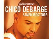 Concert Chico Debarge 1ère partie AFRODIZIAC