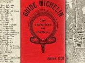 L'origine guide michelin