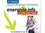 octobre, faites plein d'énergie 5ème Salon energivie.info Mulhouse