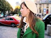 Prendre vert (manteau) Saint Germain
