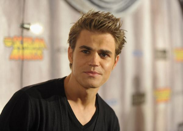Paul Wesley au Scream Awards 2011