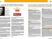 """Lille, capitale Analytics"" dans prochain magazine ""VAD E-commerce"""