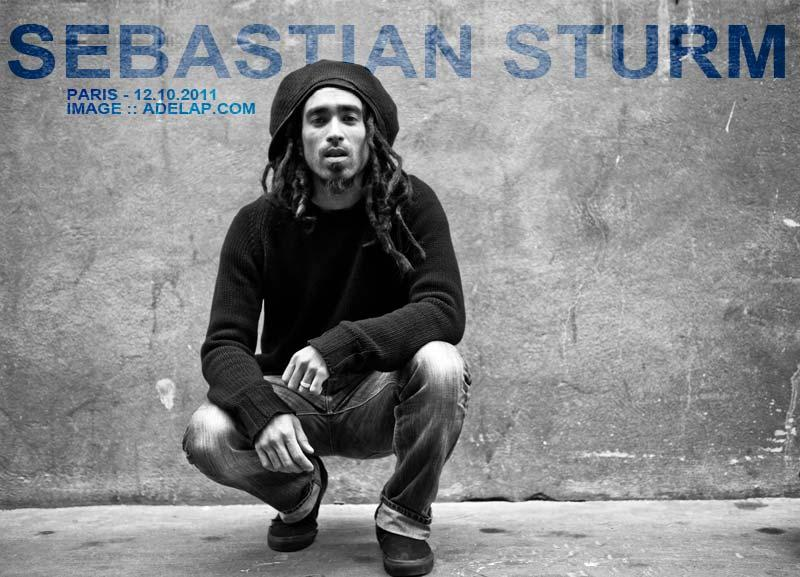 Musique :: One moment with Sebastian Sturm