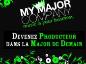 Candidat Fnac Major Company s'unissent pour création musicale