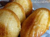 madeleines tout simplement