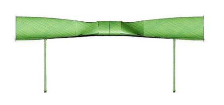 Fauteuil Papillon par Francesco Fazio