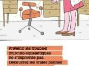 TMS: prévenir, s'improvise pas! Ministère Travail, l'Emploi Santé