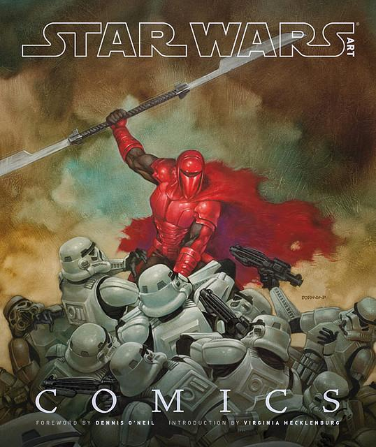 STAR WARS ART: COMICS – un bouquin indispensable !