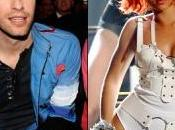 Rihanna avec Coldplay coulisses clip