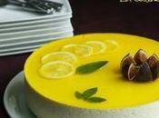 Miroir Citron Figues caramélisées biscuit Basilic
