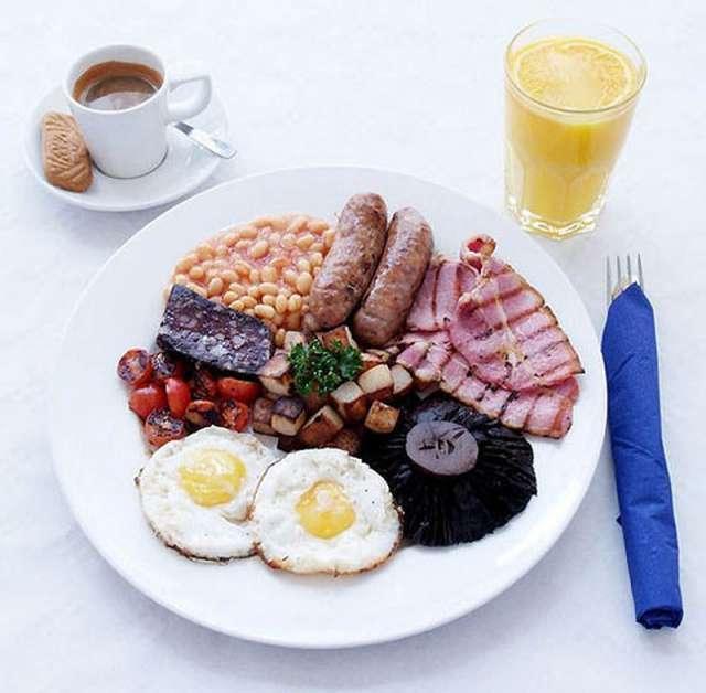 Top Le tour du monde des petits-déjeuners - Paperblog EE05