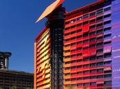 Hôtel Puerta America, Madrid: merveille Zaha Hadid