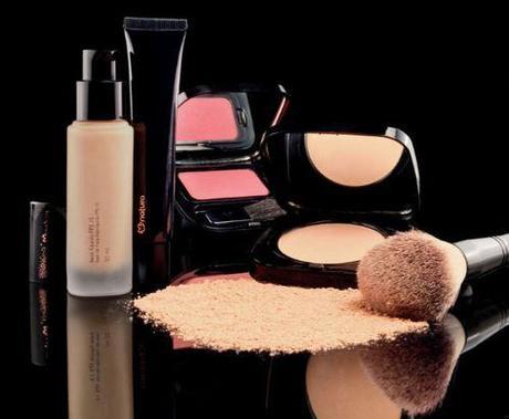 Maquiagem-gamme