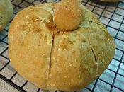 Petits pains graines citrouille paprika