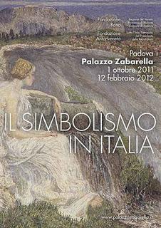 Il Simbolismo in Italia, Palazzo Zabarella