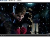 Justin Bieber clip records (Vidéo)