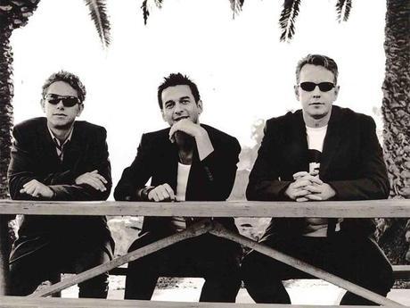 Depeche Mode rend hommage à U2.
