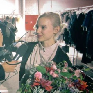 Céline de Schepper remporte le 'Weekend Fashion Award' 2011-2012