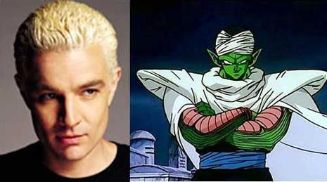 James Marsters Piccolo