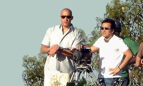 Vin Diesel et Justin Lin
