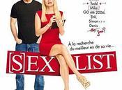 Critique Ciné (S)ex List, désolant jusqu'au point retour...