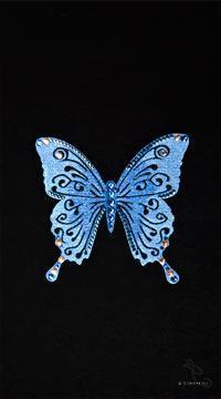 Irina - un bijou papillon scintillant sur votre peau par Marbella Paris