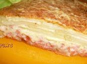 Gateau pommes terre cancoillotte FRANCHE-COMTE