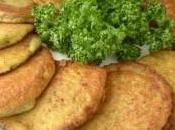 Galette pommes terre plancha