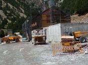 révèle irrégularités chantier tunnel Bielsa