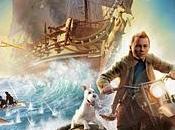 aventures Tintin secret licorne Steven Spielberg