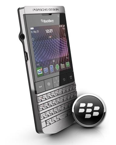 blackberry porsche design p9981 Un prix pour le BlackBerry Porsche Design P'9981
