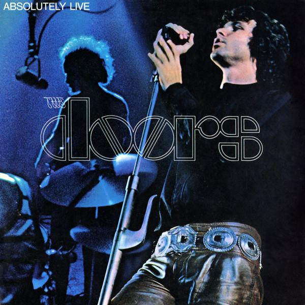 The Doors #1-Absolutely Live-1970