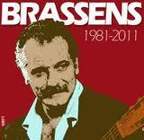 Georges Brassens , inoubliable