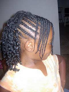 Little Girl Hair Styles Braid