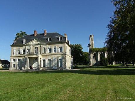 Abbaye de la Victoire et son logis abbatial