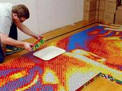 Martin Luther King 4242 Rubik's Cubes