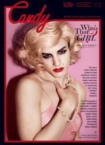 Candy : un magazine de mode «transversal»