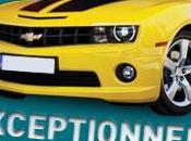 Poker Challenge Chevrolet Camaro gagner